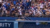 ATL@LAD - Dodgers slug four homers against the Braves