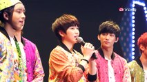 B1A4'S SUCCESSFUL SOLO FAN MEETING MINI CONCERTS THIS JULY