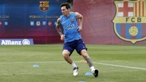 Lionel Messi - Impossible Goals In Training ► Is This Guy Even Human