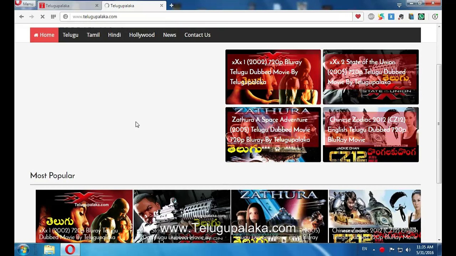 How To Download Telugu Dubbed Movies From [www Telugupalaka com]