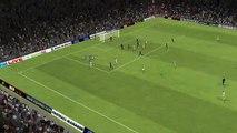 Olympique Lyonnais vs Stade Malherbe Caen - Gourcuff Goal 25 minutes