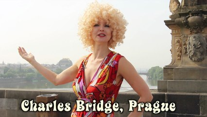 """'Stop remembering the past!"""" Song of the Week Forecast from Prague by the Singing Psychic"""