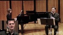 L'essai du bec de clarinette basse BD5 et des anches V21 par Vincent Penot