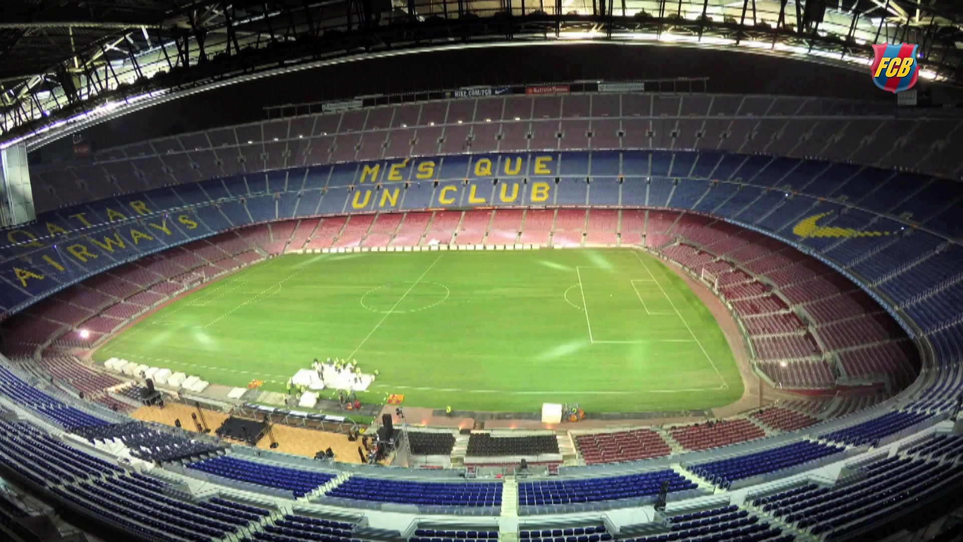 Enjoy the Camp Nou, a unique setting for a Magical Event! – FCB Metting & Events