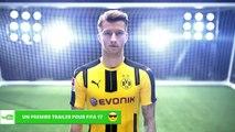 Zap Foot du 7 juin: le trailer de FIFA 17, l'hymne du Chili saboté, un enchaînement parfait en foot amateur etc.