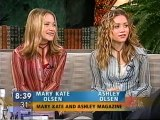 Mary-Kate And Ashley Olsen Today Show 3/27/2001