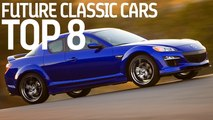 Top 8 Affordable Future Classic Cars!