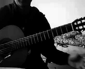 Acoustic Guitar KKEB