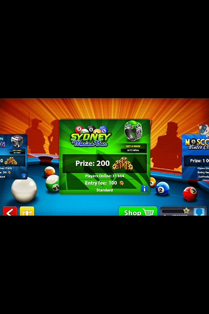 8 ball pool guideline