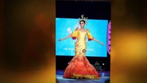 Bb. Pilipinas Candidates in Traditional Costume (Candidates 20-40)