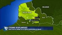 """Préfecture du Pas-de-Calais: """"Un septuagénaire n'est pas parvenu à s'extraire de son véhicule"""""""