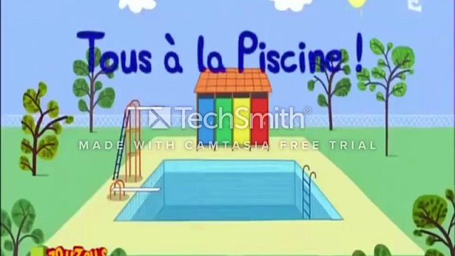 [YTP FR] peppa pig à la piscine