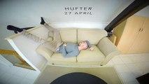 NIEUWE DATUM: HUFTER - 27 APRIL
