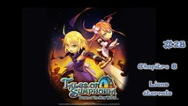 Tales of symphonia dawn of the new world (28-30) Chapitre 8 - Liens éternels (02-04)