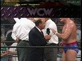 Steven Regal Interview @ WCW Monday Nitro 03.06.1996