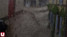 Orages dans la Marne : une coulée de boue déferle dans les rues d'Avenay-Val-d'Or