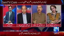Nazeer Laghari Badly Insulted Sharif brothers and called them adopted children of the establishment