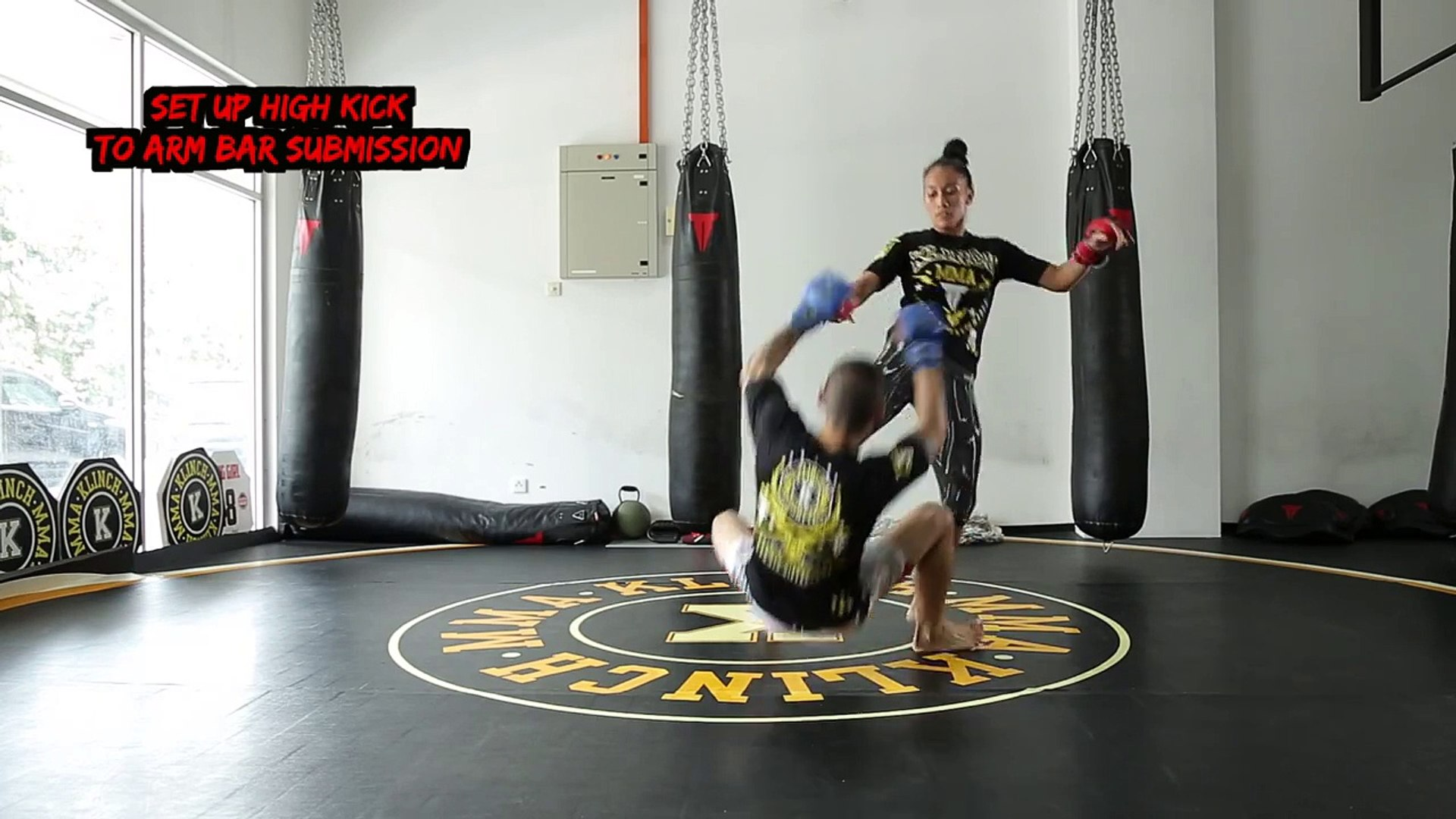 MMA Moves with KLINCH MMA - Part 2