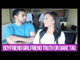 BOYFRIEND GIRLFRIEND TRUTH OR DARE TAG