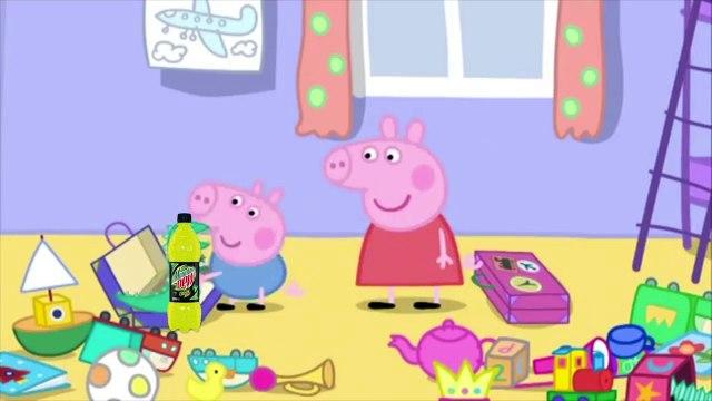 Peppa Pig Goes On holiday MLG!
