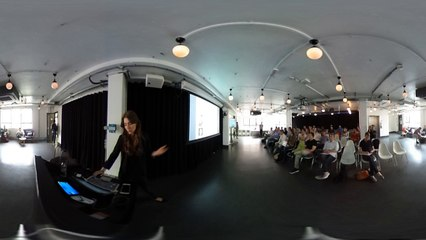 Dreamstake #GoFundYourself - Investment Workshop for early Stage Tech Startups by Marina Atarova