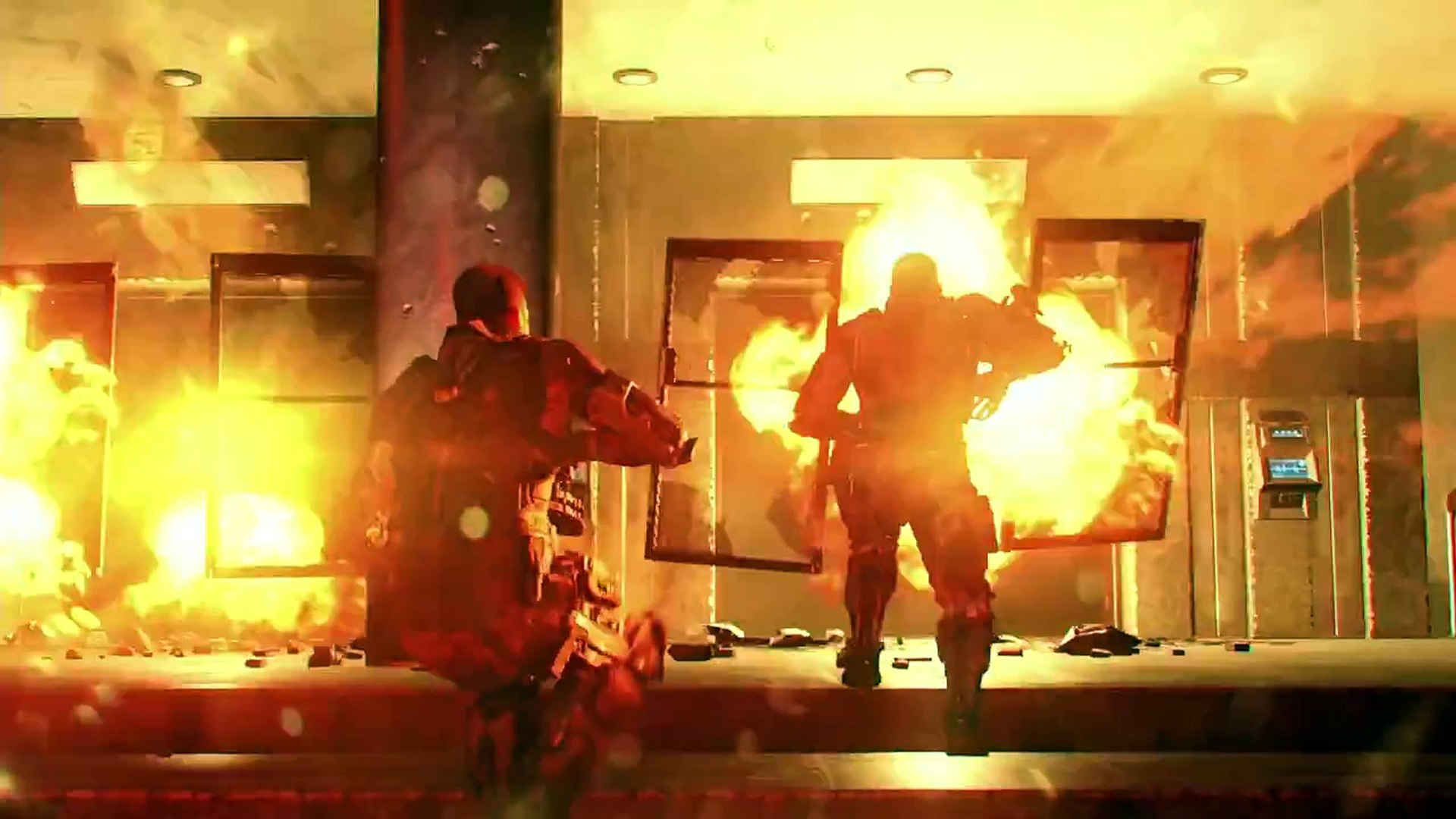 Official Call of Duty®- Black Ops III – Launch Gameplay Trailer