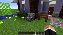 Minecraft Tutorial: How To Build a Small Survival House - video