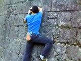 street climbing in gradisca- Italy