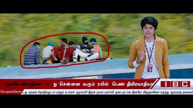 Thodari Full HD Movie (2016) - Dhanush, Keerthy Suresh - Prabu Solomon - D. Imman