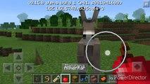 Minecraft Pe 0.15.0 - Como Colocar El Cofre Al Burro o Mula (MINECRAFT POCKET EDITION)