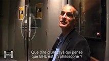 Norman G.Finkelstein (juif américain) donne son avis sur la loi Fabius-Gayssot et sur Bernard Henri LEVY...