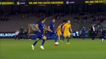 0-1 Petrol Mantalos Goal - Australia 0-1 Greece [HD] International Friendly Game - 07.06.2016