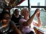 Trip to Wat Arun - Bangkok - Thailand on the Chao Phraya River 1/2