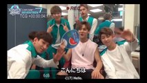 [ENG] 160605 SEVENTEEN Backstage @ MCountdown