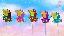 Peppa Pig#Peppa Pig Suzy Sheep Iron Man The Smoke#Finger Family #Nursery Rhymes Lyrics