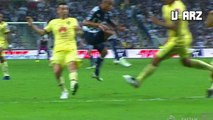 ●Edwin Cardona, Dorlan Pabón, Funes Mori, Carlos Sánchez●FC Rayados HD