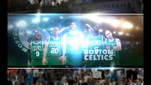 NBA 2K12 - Cinquante-sixième match NBA Vs Boston Celtics (22-02)