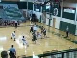 The Woodlands Highlanders Mens Varsity Basketball Team vs Legacy 12/28/10