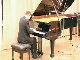"Sergey Zagadkin plays Beethoven, Sonata No.14 in C minor, Op. 27, No. 2, ""Moonlight Sonata"", p.2"