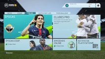 [PT-PS4] *FIFA16* ONLINE SEASONS MATCHES! euro2016 (150)