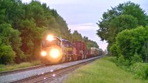 2011.06.20 CP train 140 with SOO and ICE power