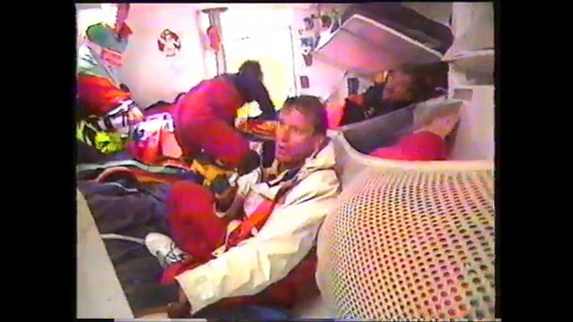 Channel Ten - 1992 Sydney to Hobart Yacht Race Update (29 December 1992)