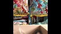 Japanese candy haul