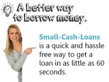 Small Cash Loans- Quick Money Loans for Short Term