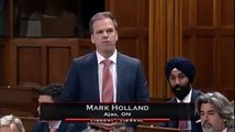 One of Canadian Member of the Parliament (Mark Holland) will fast in Ramadan...Why? Watch the video