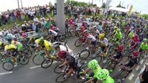 Onboard camera / Caméra embarquée - Etape 2 - Critérium du Dauphiné 2016