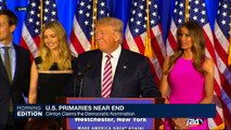 06/08: U.S. primaries near ends