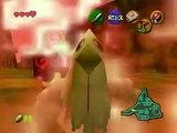 Zelda OOT - La Revanche des Poules
