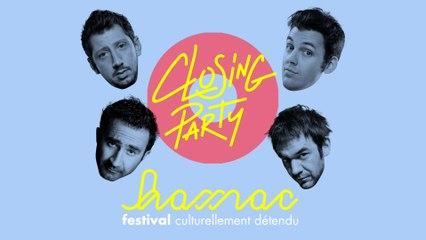 CLOSING PARTY à l'Olympia : Humour et Musique - Hamac Festival 2016