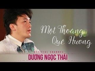 Dương Ngọc Thái   Liveshow 5  Một Thoáng Quê Hương